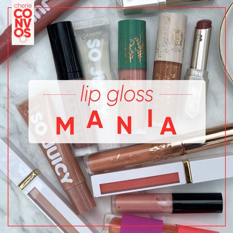 💄Share your favs in 🏷 Lip Gloss Mania