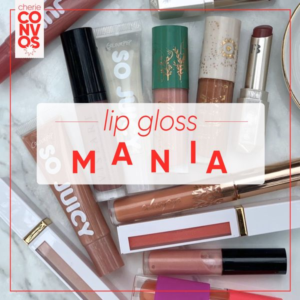 💄Share your favs in 🏷 Lip Gloss Mania | Cherie