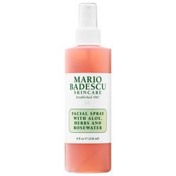 Facial Spray with Aloe,Herbs and Rosewater