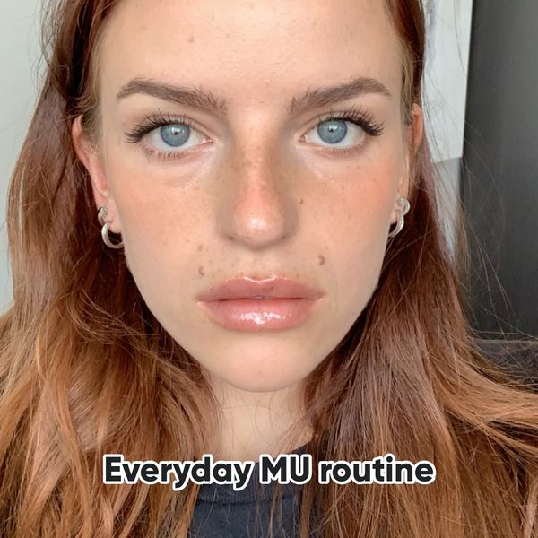 An actual 10-minute makeup routine... | Cherie