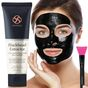 Black Peel Off Mask With Brush