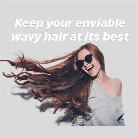 Here are the Top Tips to get the Best Routine for your Long Wavy Hair