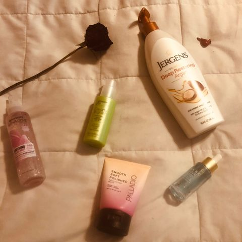 This is what we got today for my skin care