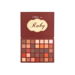 Ruby 35 Color Eyeshadow Palette