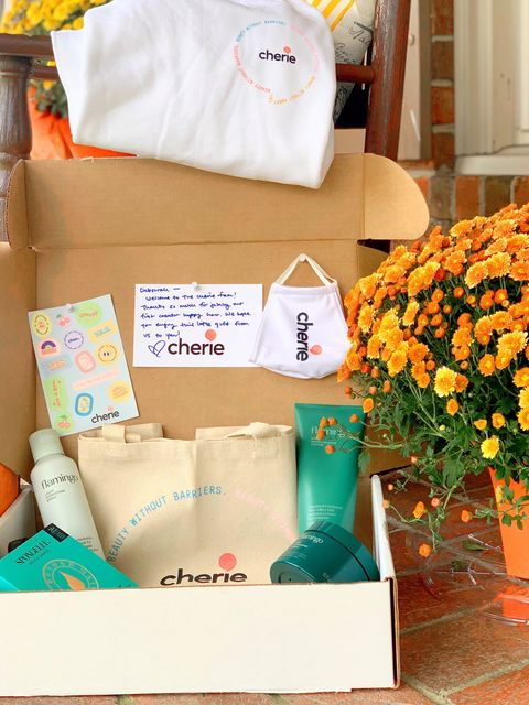 New Fall Box From Cherie 🍒