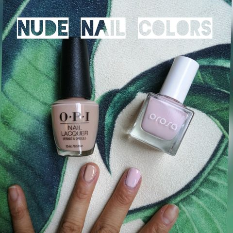 Amazing NUDE shades for tanned skin that you must try!❤