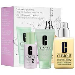 Great Skin, Great Deal Set for Dry Combination Skin