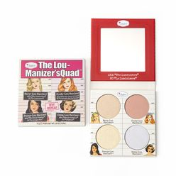 The Lou Manizer'sQuad Highlighter Quad