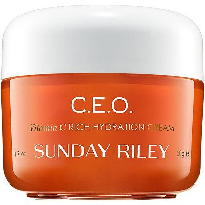 C.E.O. Vitamin C Rich Hydration Cream, SUNDAY RILEY, cherie