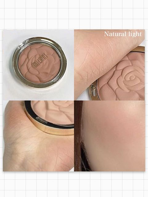 Milani #01 Blusher better than bronzer+blush