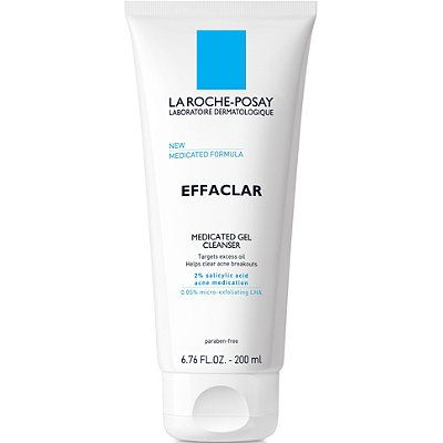 Effaclar Medicated Gel Cleanser for Acne Prone Skin, LA ROCHE-POSAY , cherie