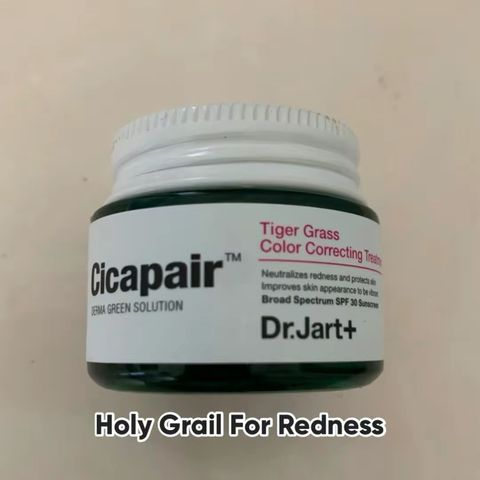 Holy Grail for Redness