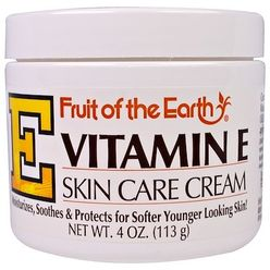 Vitamin E, Skin Care Cream