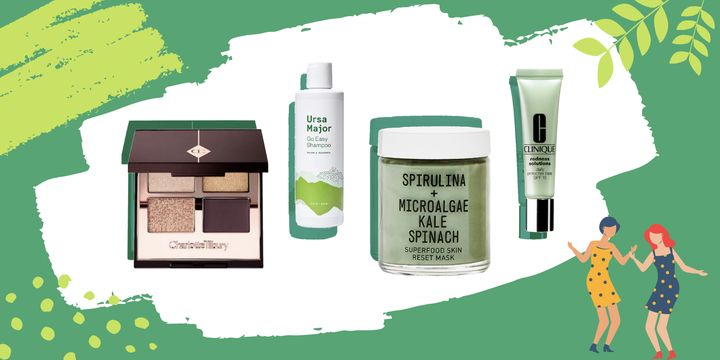 Celebrate St. Patrick's Day With These Green Beauty Products