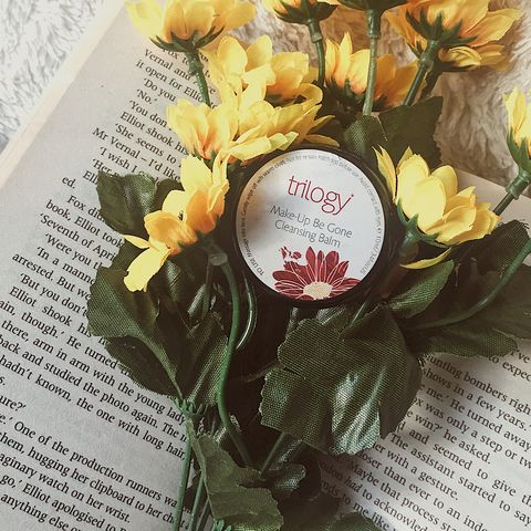 Trilogy Cleansing Balm Travel