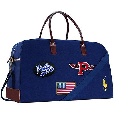 Free Holiday Duffle Bag With Patches With Select Large Spray Purchase