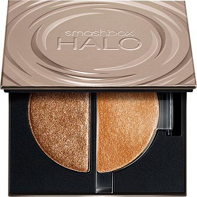 Halo Glow Highlighter Duo, smashbox, cherie