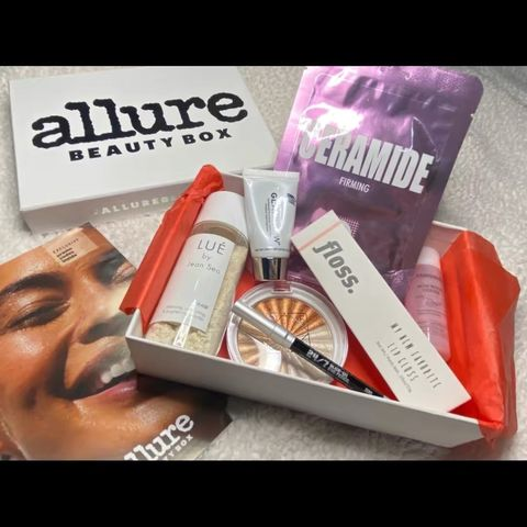 Allure March Beauty Box First Impression!