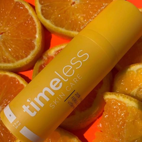 The best vitamin C serum, for a great price 👆🏻