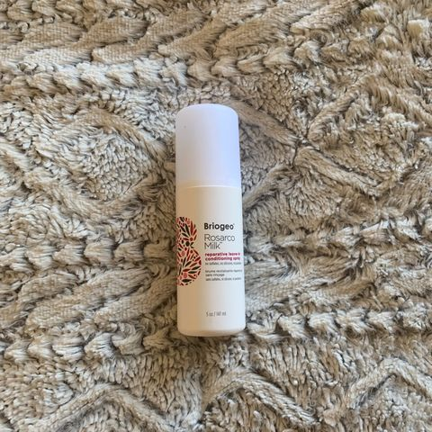 This leave-in conditioner is my fave!
