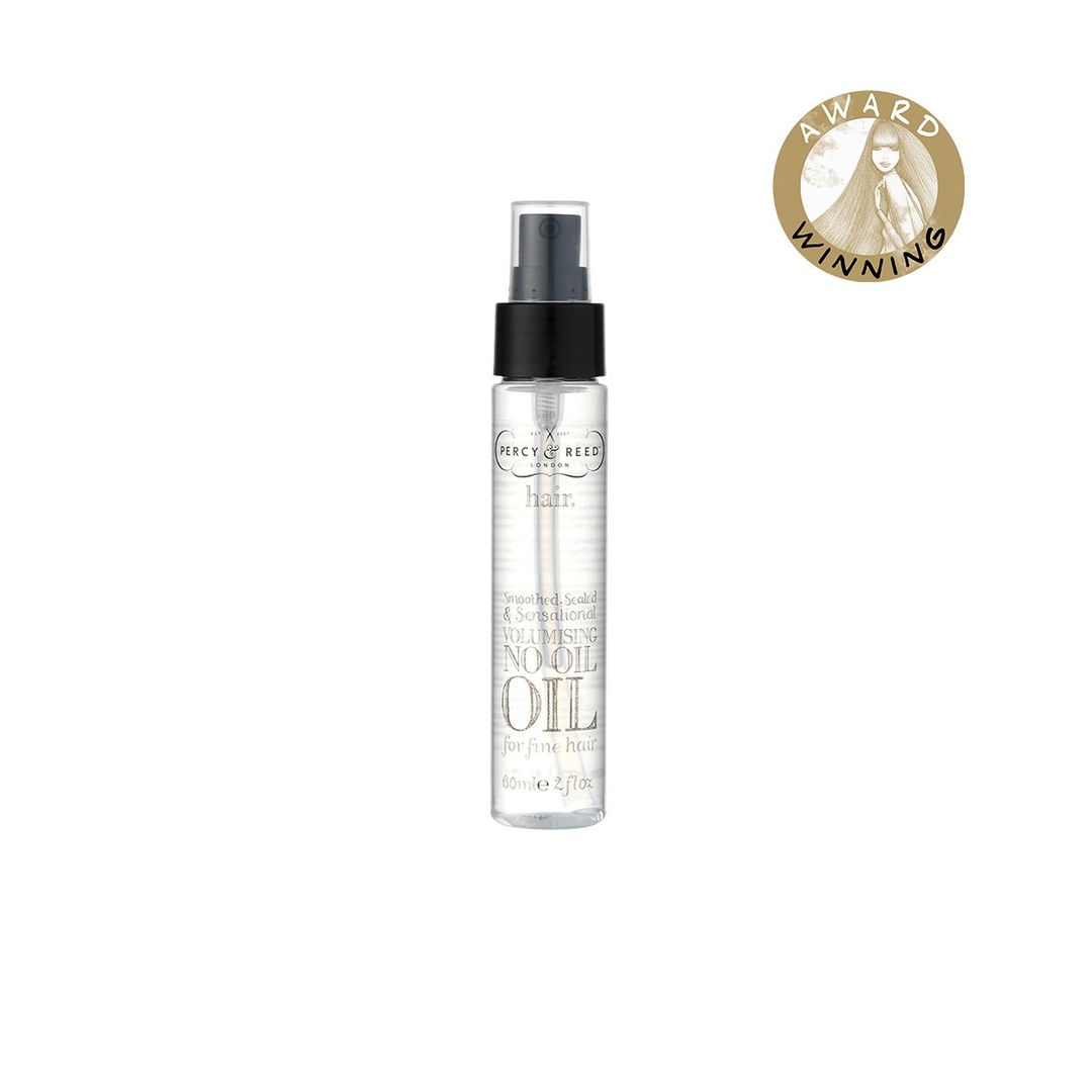 Smooth Sealed and Sensational Volumizing No Oil for Fine Hair