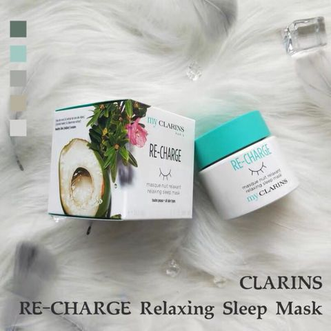 Cool Feeling MAX! Sleep Mask perfect match for Oily Skin!👉👉