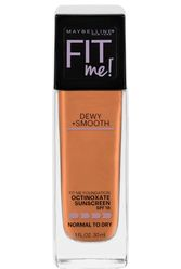 Fit Me Dewy + Smooth Foundation Toffee