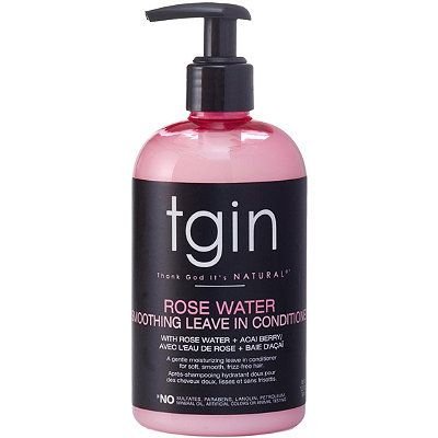 Rose Water Leave-In Conditioner
