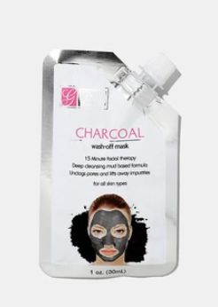 Charcoal Wash-Off Mask