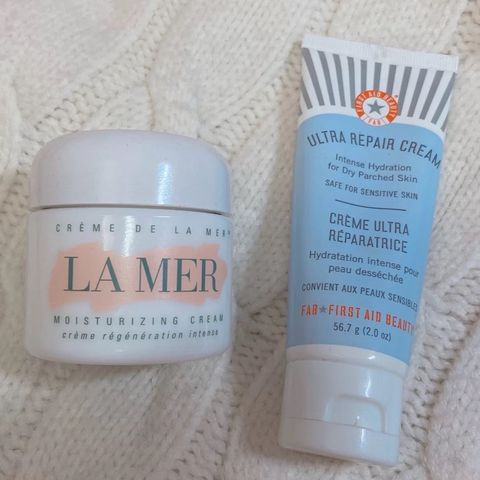 Does Lamer worth it? Is FAB repair cream a dupe for Lamer Moisture Cream?