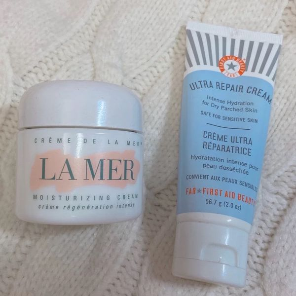 Does Lamer worth it? Is FAB repair cream a dupe for Lamer Moisture Cream? | Cherie