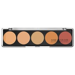 5 Camouflage Cream Palette Color Correct & Concealer