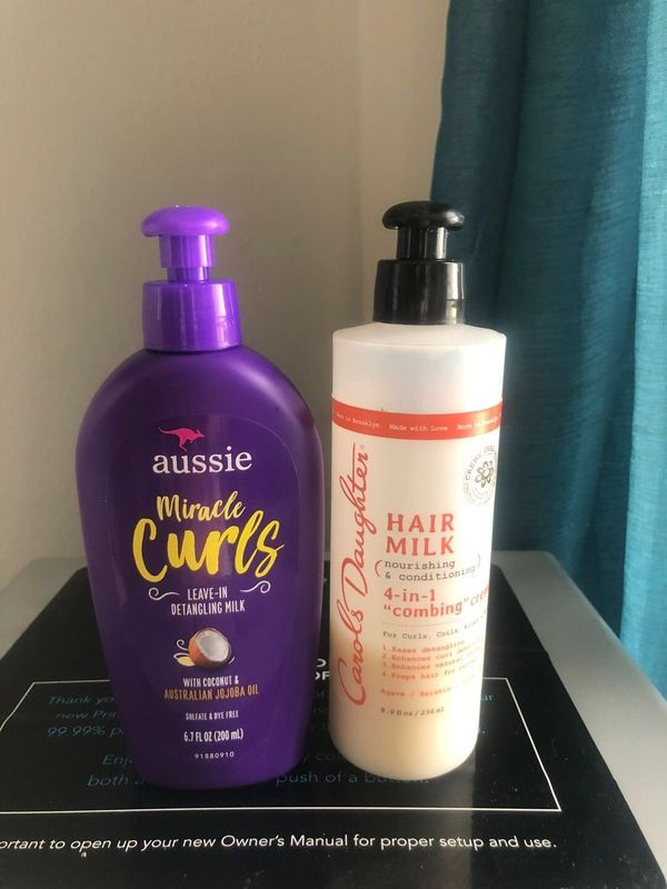 Best Leave-In Conditioners for Type 3A Curls | Cherie