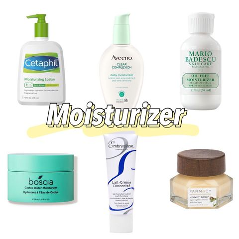 Picked Comments: Use the Right Moisturizer