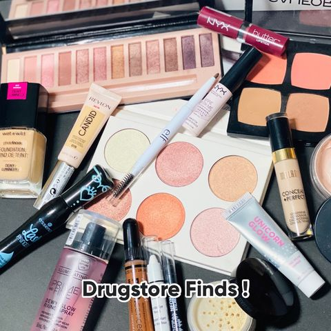 New Drugstore Makeup Finds !!