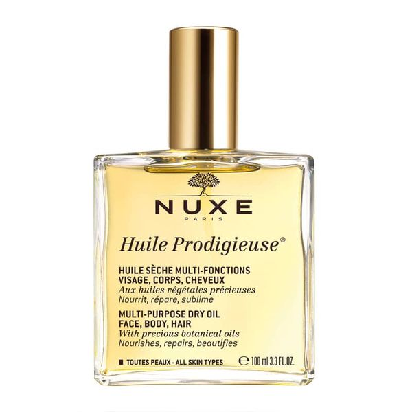Huile Prodigieuse Multi-Usage Dry Oil, NUXE, cherie