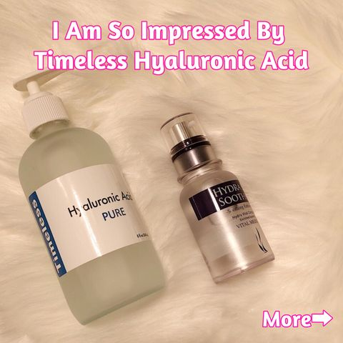 I Loved AHC Untill I Found The Timeless Hyaluronic Acid😮😮😮