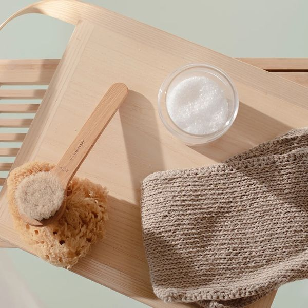 easy body physical exfoliation | Cherie