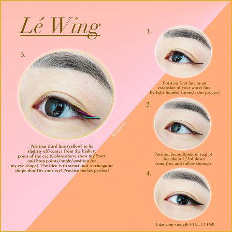 To Help Those Who Struggle With Winged Liner