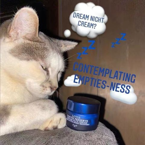 🌙fresh Lotus Youth Preserve Dream Face Cream