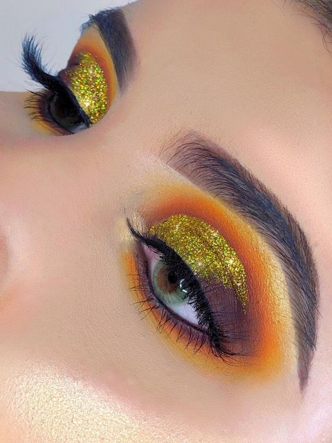Close up of my eye look✨ Detai