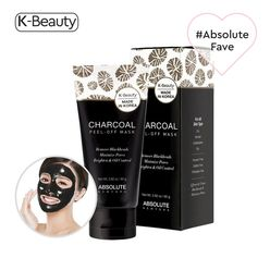 ABSOLUTE Charcoal Peel-Off Mask