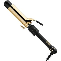 Professional 24K Gold Digital Spring Curling Iron