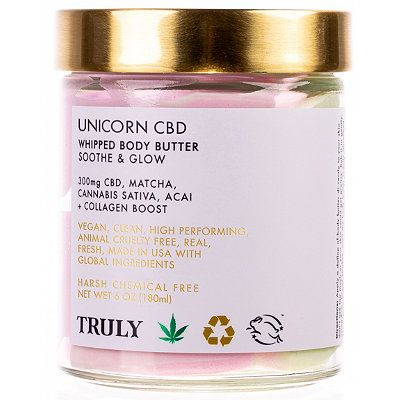 Unicorn CBD Whipped Body Butter