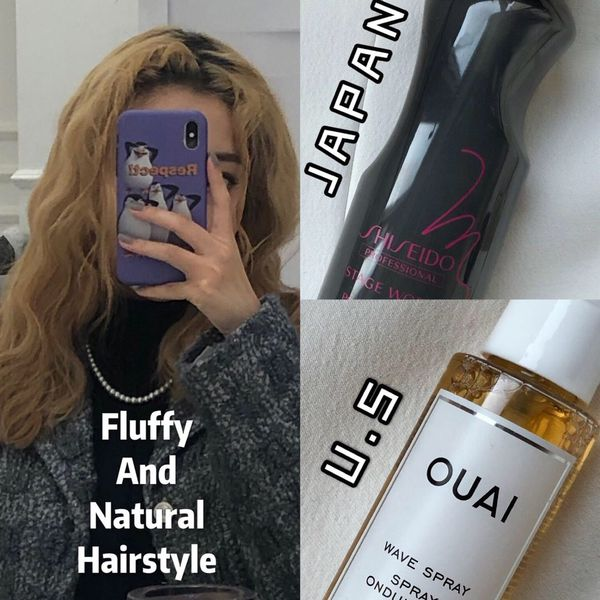 Drying and styling hair is a big project… | Cherie