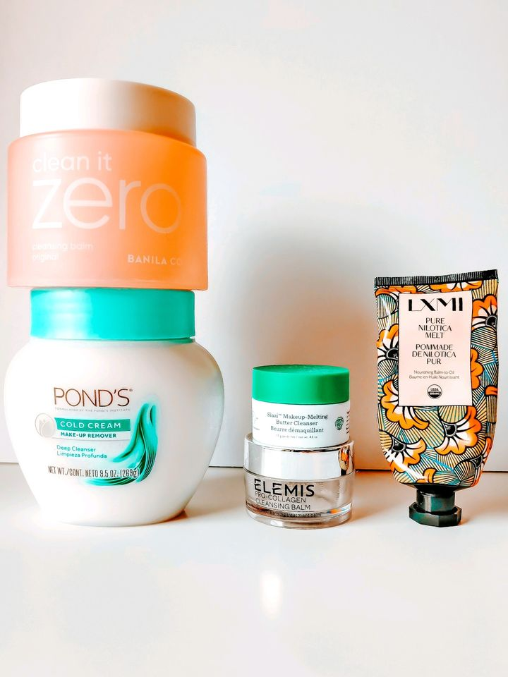 Some cleansing balms for Oily/Acne prone skin