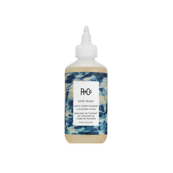 Acid Wash ACV Cleansing Rinse, R+Co, cherie