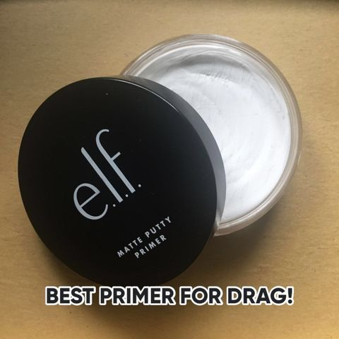 My Drag Makeup: Primer