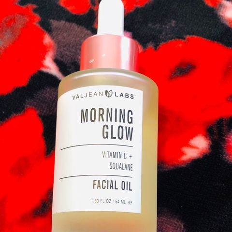 Valjean labs facial oil