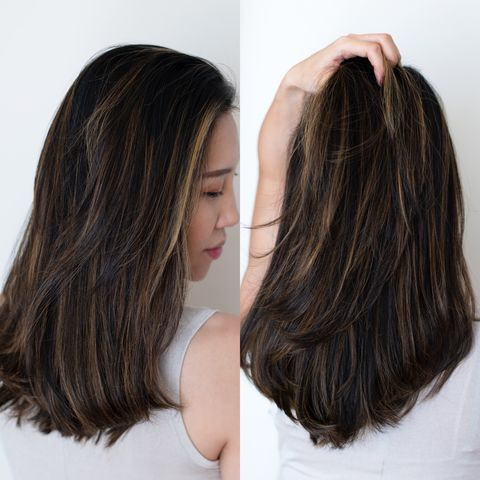Everyday Hair Routine for Straight Hair